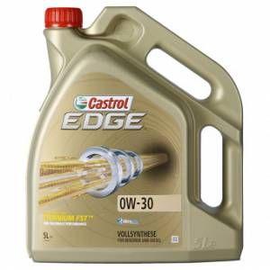 Castrol Huile Moteur Edge 0w-30 (5l) - Neuf