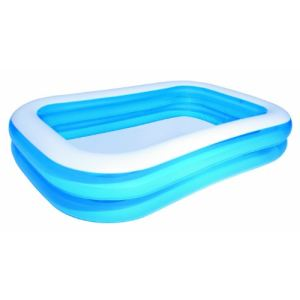 Bestway Piscine gonflable rectangulaire (269 x 175 x 51 cm)