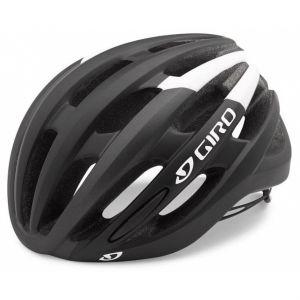 Giro Foray Race Helmet MIPS - Matt Black / White - Taille 51-55 cm