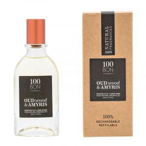 100BON Oud Wood & Amyris Concentré - Concentré eau de parfum pour femme