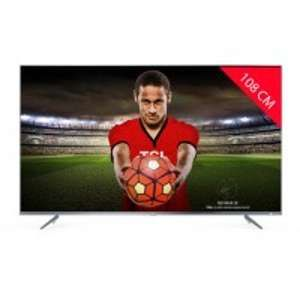 Alcatel 43DP640 - TV LED 4K 108 cm