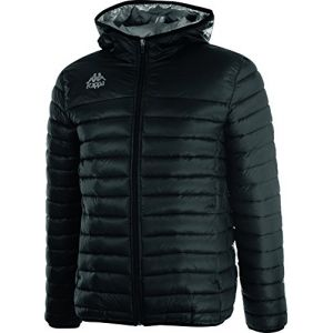 Kappa Dasio Padded Jacket - Black - Taille 6 Années