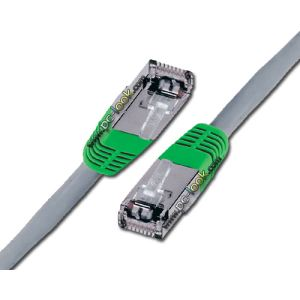 Sharkoon Câble Ethernet RJ45 croisé cat.5 3 m
