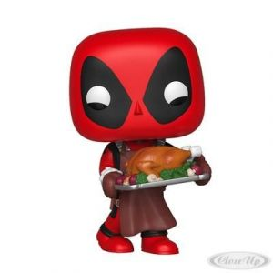 Funko Figurine Pop! Deadpool - Marvel Noël