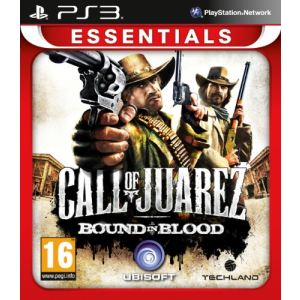 Call of Juarez : Bound in Blood sur PS3