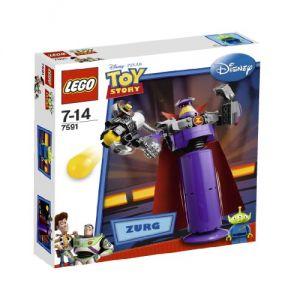 Lego 7591 - Toy Story : Figurine Zorg à construire