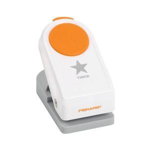 Fiskars Perforatrice étoile - Power punch - 2.5 cm