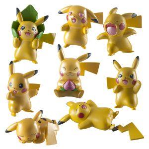 Tomy Figurines Pokémon Pikachu 20 ans (modèle aléatoire)