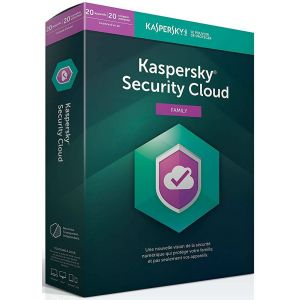 Security Cloud Family (20 Postes / 1 An) [Windows]