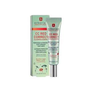 Erborian CC Red Correct - Perfecteur automatique effet apaisant