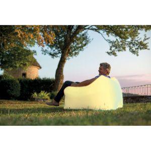 Fauteuil gonflable WindBag Mini Sable - JARDIDECO