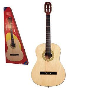 Reig Musicales 7064 - Guitare en bois 98 cm