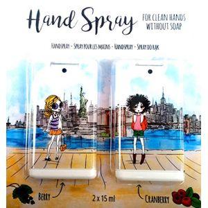 Spray pour les mains