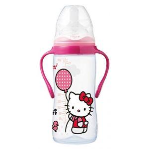 Tigex Biberon Hello Kitty Intuition 300 ml avec poignées