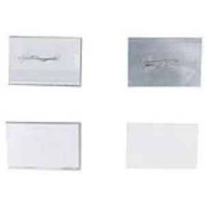 009206 - 50 badges avec épingle (54 x 90 mm)