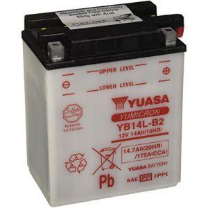 Yuasa Batterie YB14L-B2 12V 14Ah