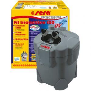 Sera Fil bioactive 130 + UV - Filtre extérieur pour aquarium