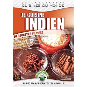 Je cuisine Indien : 16 recettes facile a réaliser