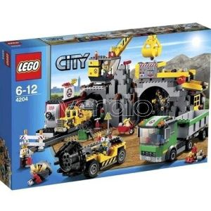 Lego 4204 - City : La mine