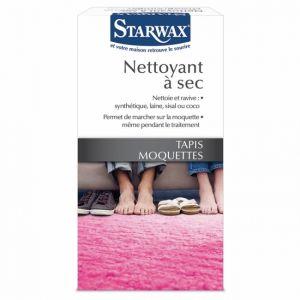 Starwax Nettoyant à sec pour tapis et moquettes 500g