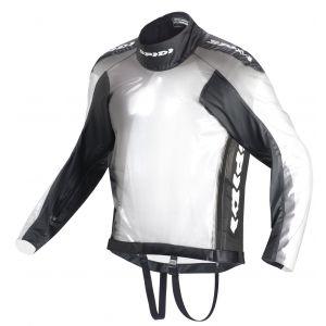 Spidi Veste imperméable WWR EVO noir/transparent - XL