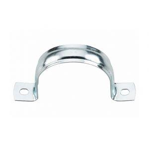Index 50 colliers métalliques légers crochet pont D. 32 mm - ABPU032