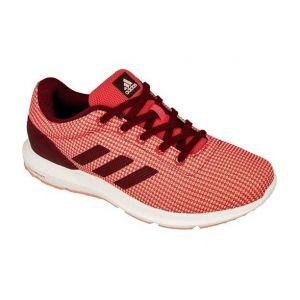 Adidas Cosmic W, Chaussures de Tennis Femme, Rouge (Rosbas/Buruni/Suabri), 38 2/3