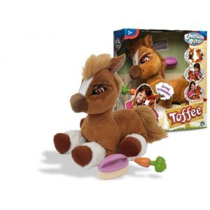 Toffee Peluche interactive - Mon poney
