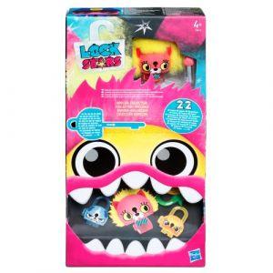 Hasbro Mega Pack Lock Stars - 4 Cadenas (modèle aléatoire)