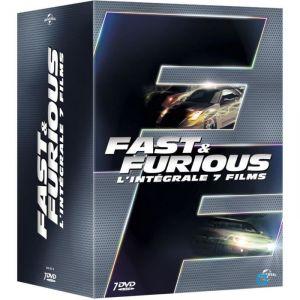 Coffret Fast &Furious - L'intégrale 7 Films