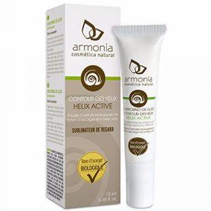 Armonía Crème pour contour des yeux 15 ml