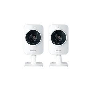D-link DCS-935LX2 - Caméra CCTV réseau couleur
