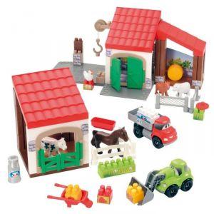 Ecoiffier 3044 - Abrick : La ferme