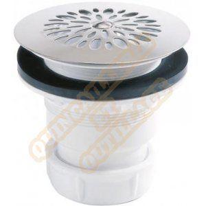 Nicoll Bonde de douche droite à grille Y60 plastique standard