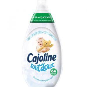 Cajoline Adoucissant concentré intense tout doux 64 lavages