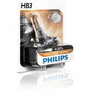 Philips 1 ampoule Vision HB3 60 W 12 V