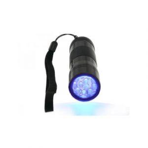 Elecolight Torche UV à LEDS - détecteur urine
