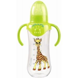 Image de Vulli 450110 - Biberon Soft and Fun Sophie la girafe 250 ml