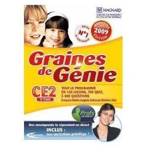 Graines de génie CE2 2008/2009 [Windows]
