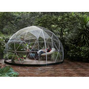 Garden Igloo Abri de jardin en PVC recyclé - 10m²