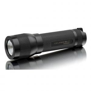 Led lenser Ledco Lensor LED7008 Lampe torche à LED légère Polycarbonate 3 piles AA