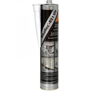 Sika Colle mastic hybride flex 521 UV - Blanc - 300ml