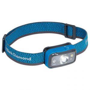 Black Diamond Lampe frontale cosmo250 bleu