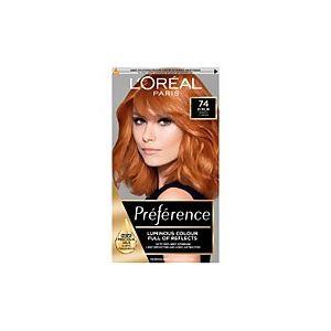 L'Oréal Paris Preference Mango Intense Copper 7