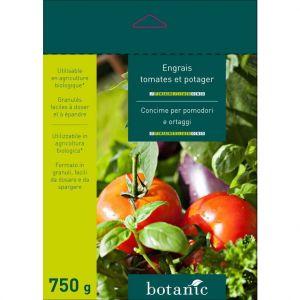 Botanic Engrais 750g tomates et potagers