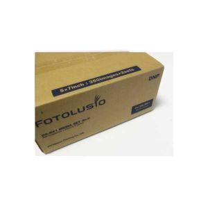 Dnp Papier thermique pour RX1 - 13x18 cm - 2x350 impressions