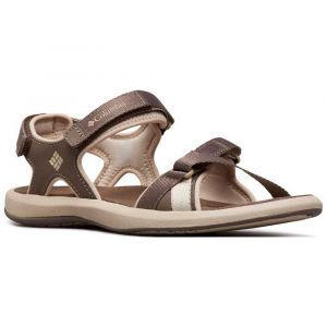 Columbia Femme Sandales, KYRA III, Taille 39, Brun (Mud, Ancient Fossil)