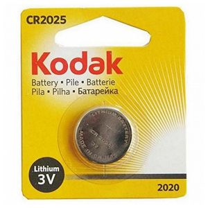 Kodak Pile bouton lithium (CR2025) - 208189