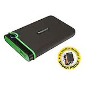 """Transcend TS1TSJ25M3 - Disque dur externe StoreJet 25M3 1 To 2.5"""" USB 3.0"""