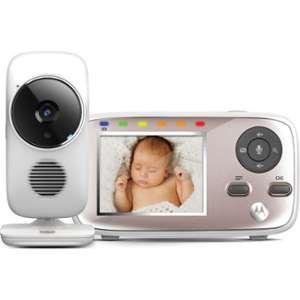 Motorola MBP667 - Ecoute bébé vidéo Wi-Fi Connect avec écran 2.8